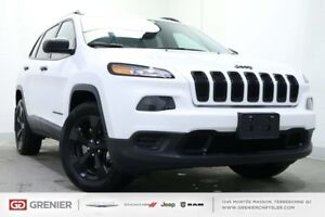 2016 Jeep Cherokee 4X4+ALTITUDE+TEMPS FROID 4X4+ALTITUDE+TEMPS F