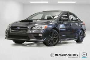 2017 Subaru WRX AWD Manual 6 speed