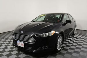2014 Ford Fusion $55 WEEKLY | SE Sunroof Nav