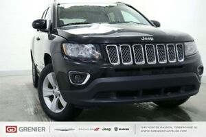 2017 Jeep COMPASS 4X4 HIGH ALTITUDE+4X4+CUIR+TOIT HIGH ALTITUDE+