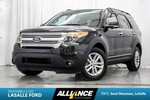 2015 Ford Explorer XLT | 4WD | GPS | CAMERA | CUIR |