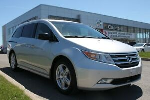 2011 Honda Odyssey TOURING*CUIR*MAG*GPS*DVD*TOIT*