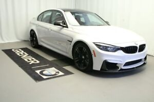 2018 BMW M3 Transmission a double embrayage, Ens Ultimate