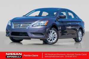 2015 Nissan Sentra SV BLUETOOTH / CAMERA / IMPECCABLE
