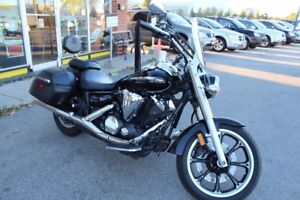 2009 Yamaha V Star 950 Touring Super LOW mileage