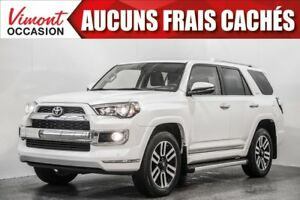 2016 Toyota 4Runner 2016+LIMITED+CUIR+NAV+TOIT+CAMERA RECUL+BLUE