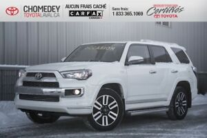 2016 Toyota 4Runner SR5 LIMITED CUIR TOIT MAGS NAVIGATION