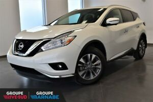2017 Nissan Murano SL 4WD || TOIT PANORAMIQUE || NAVIGATION || C