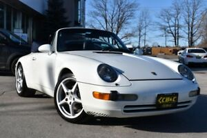 1996 Porsche 911 Carrera 6SPEED - AIRCOOLED - CARPROOF CLEAN