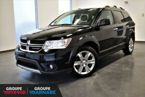 2014 Dodge Journey R/T  AWD +CUIR R/T  AWD+ LEATHER