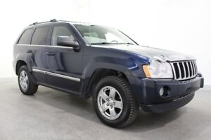 2005 Jeep Grand Cherokee Limited CUIR+TOIT+MAGS+4X4