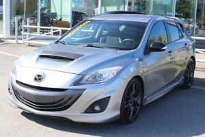 2013 Mazda Mazdaspeed3 TURBO*MAN*AC*BLUETOOTH*CRUISE*CUIR*BOSE*S