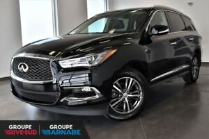 2017 Infiniti QX60 V6 3.5L AWD PREMIUM NAVIGATION LIKE NEW !!
