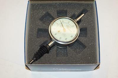 New Mahr Federal Usa Made Waterproof 1 Dial Indicator. 0.001 Grad 450  No1c6