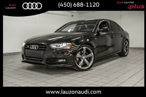 2015 Audi S4 TECHNIK BLACK OPTICS ALUMINIUM BEAUFORT