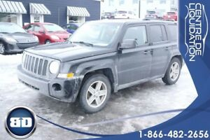 2008 Jeep Patriot SPORT  TRACTION