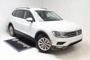 2018 Volkswagen Tiguan 4MOTION+TRENDLINE+DEMO+APP-CONNECT+ENS.CO