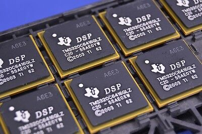 Ti Tms320c64 16glz Fixed-point 32-bit Dsp Processor Ic