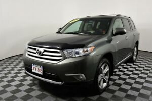 2013 Toyota Highlander $114 WKLY| Limited