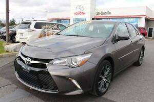 2016 Toyota Camry XSE MAGS CUIR SIEGES CHAUFFANTS CAM RECUL PEA