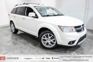2016 Dodge Journey R/T+AWD+CUIR+19'' R/T+AWD+CUIR+19''