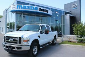 2010 Ford F-250 LARIAT*SD*V10*AC*CRUISE*GR REMORQ*SIEGES CHAUF*C