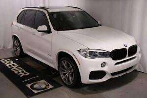 2018 BMW X5 M Pack Groupe premium supérieur, Apple carplay,