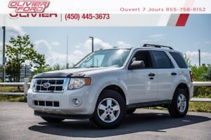 2011 Ford Escape XLT MAGS GR. ÉLECT. BLUETOOTH A/C