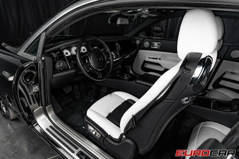 Image 13 Coche Americano usado Rolls-Royce Wraith 2017