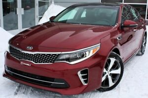 2016 Kia Optima SX TURBO / Grande Liquidation !!