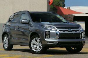 2020 Mitsubishi ASX XD MY21 LS 2WD Grey 1 Speed Constant Variable Wagon