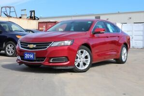2014 Chevrolet Impala LT *Powertrain Warranty!