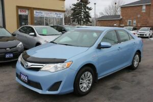 2014 Toyota Camry LE Hybrid
