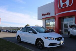2013 Honda Civic EX LOCAL TRADE IN !