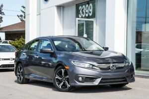 2016 Honda Civic *NOUVEL ARRIVAGE!*CIVIC TOURING+CUIR+NAVIGATION
