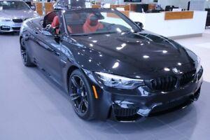 2018 BMW M4 Cabriolet,M Transmission et Suspension