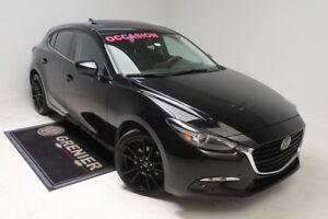 2017 Mazda Mazda3 GT+NAV+TOIT+CUIR+BAS KM