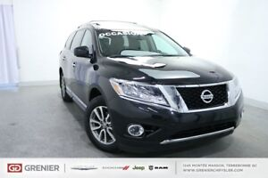 2016 Nissan Pathfinder SL+AWD+CUIR+7 PASSAGERS SL+AWD+CUIR+7 PAS