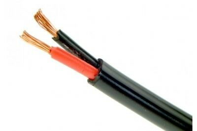 Maypole 30m electrical flat twin core /2core cable 5amp MP316 2x65mm trailers