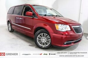 2014 Chrysler Town & Country TOURING-L+NAV+DVD+CUIR+STOW&GO