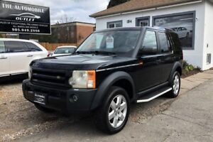 2005 Land Rover LR3 HSE AWD NAVI PANO ROOF LEATHER