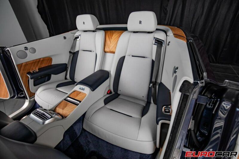 Image 17 Coche Americano usado Rolls-Royce Dawn 2019