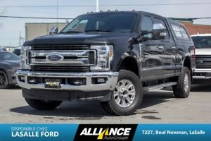 2018 Ford Super Duty F-250 SRW XLT Power Stroke Turbo Diesel V8