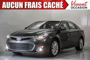 2013 Toyota Avalon 2013+XLE+CUIR+NAV+TOIT+CAMERA RECUL+BLUETOOTH