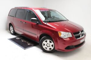 2011 Dodge Grand Caravan BAS KM+7 PASSAGERS+AUBAINE