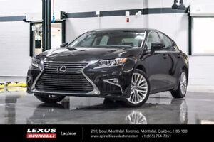 2016 Lexus ES 350 EXECUTIVE: AUDIO TOIT GPS INCREDIBLE OFFER - 2