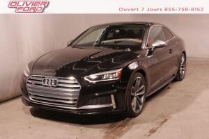 2018 Audi S5 COUPE Technik (AUDI CARE + 8 PNEUS NEUFS)
