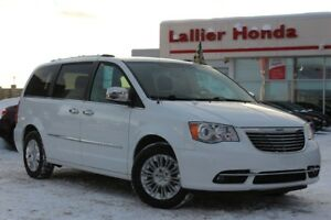 2014 Chrysler Town & Country LIMITED - DVD et NAVI Stow' N Go