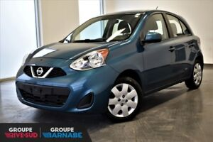2015 Nissan Micra SV || AUTOMATIQUE || BLUETOOTH || GROUPE ELECT