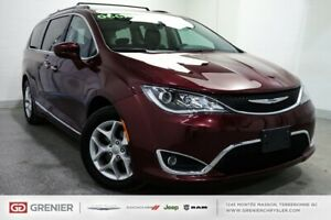 2018 Chrysler Pacifica TOURING+L+CUIR+8 PASS+APPLE CAR TOURING+L